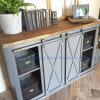 Dimon Cabinet Sliding Barn Door Hardware (DM-CGH 013)