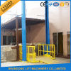 Guide Rail Cargo Elevator Lift