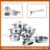 Stainless Steel Cookware Set 12PCS (GCS001)
