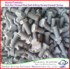 High Strength Dacromet Coated Hex Head Bolts for Wind Power