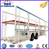 Hot Sale Two Floors 2 Axles Car Transport Trailer for Sale