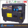 Soundproof Diesel Generator 5kw to 7kw