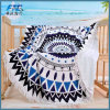 Microfiber Round Beach Towel for Outdoor