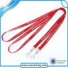 No Fade Silk Printed Lanyard with Competitive Price