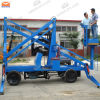 High Safety Self-Drive Tracked Boom Lift with Diesel Power