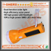 1W LED Solar Torch with 10 LED Study Lamp (SH-1909)