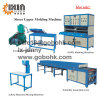 New Kpu Sports Shoes Upper Molding Machine for Factory