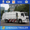 HOWO Brand 4X2 12cbm Garbage Truck for Sale