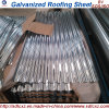 0.125-1.0 Cold Rolled Galvanized Corrugated Steel Roofing Sheet