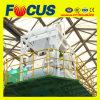 Yhzs60 Mobile Concrete Batching Plant, Portable Concrete Mixing Plant, Portable Ready Mix Concrete Batch Plant