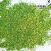 Free Sample Green Neon Glitter for Ink Painting