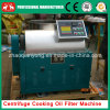 Automatic Centrifugal Cooking Oil Filtration Machine