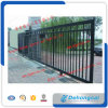 Ornamenta Sliding Iron Gate with Sturdy Wrought