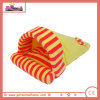 Cute Pet Bed in 4 Colors (yellow)