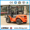 Small Rough Terrain Forklift 2 Ton Diesel off Road Forklift