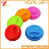 Silicone Food Grade FDA Cup Sleeve, Cup Lid (XY-SL-157)