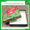 Flower Packing Box Custom Cardboard Printing Paper Gift Box