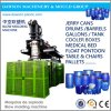 160L 200L 220L 250L HDPE Drums Extrusion Blow Molding Machine