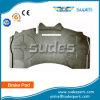 Non-Asbesots Brake Pad for BPW Wva29229 Wva29228