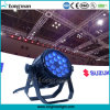 18X10W RGBW Outdoor PAR Can Mini Single LED Lights