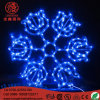 LED Fairy Snow Flake Glue Grip Lighting Christmas Decoration Light
