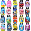 Cute Plastic Shells Bag Printing Children Eggshell Kindergarten Backpack Manufacturers Cute Cartoon Shoulder Bag Hard Shell with Wheel
