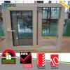 UPVC Double Glazed Sound Proof Sliding Window for House