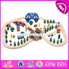Most Popular Preschool Children Wooden Train Set W04c067