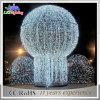 Hot Sell Holiday Decoration LED Christmas 3D Motif Light Ball