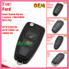 Smart System Flip Key for Auto Ford 2 Buttons Fsk433MHz AV79 15k601 AA