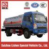 4X2 FAW 10000-15000L Left Hand Drive Oil Fuel Tank Truck