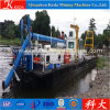 Professional Mud Dredging Cutter Suction Dredger