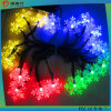 LED Solar snowflake String Lights Christmas