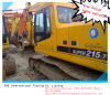 Used Hyundai 215-7 Excavator Original Korea Made Hyundai 215