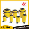 100t 75mm Stroke Hydraulic Hollow Plunger Cylinder (RCH-10075)