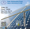 1000W 5in Centrifugal DC Solar Irrigation Pump System