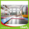 Trampoline Park in Amusement Park