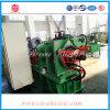 Continuous 32mm Aluminum Flat Tube Extruder Machine