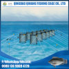 HDPE Round Floating Cage Frame Grid Fish Cage System in The Deep Sea