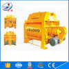 Forcing Type & Twin Shaft Concrete Mixer Js2000