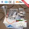 High Efficiency Dumpling Making Machine / Electric Pierogi Maker Machine