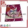 Heat Sealed Gusset Shape Plastic Bag for Bread Packaging