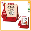 Promotional Gift Paper Printing Desk Calendar (OEM-GL-008)