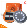 Magnetic Solar Light Portable Solar LED Emergency Light for Indoor/Outdoor Use Camping Hiking