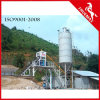 Professional Manufacturer High Efficiency 25/35m3/H Wet Mix Fixed Stationary Concrete Batching Plant