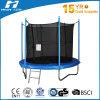 Highten 8FT High Quality Round Trampoline with Internal Safety Net
