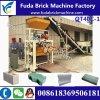 Manual Qt40c-1 Concrete Hole Block Machine/Stone Block Making Machine