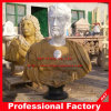 Stone Marble Head Bust Sculpture for Figurine Statue