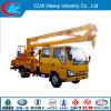 Isuzu 4X2 High Lifting Platform Truck High Platform Operation Truck