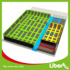 Liben ASTM Standard Commercial Adults Large Indoor Trampoline Park